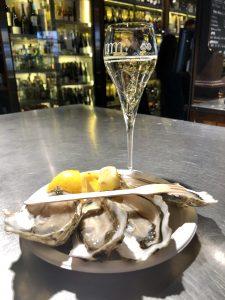 oyster, cava, spanishfood