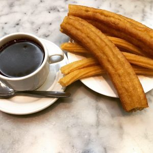 churros, chocolateriasangines, madrid