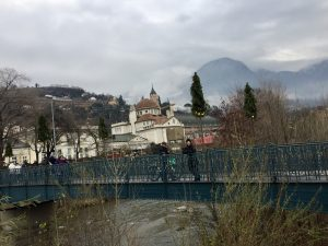 Merano in Alto Adige, South Tirol
