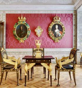 Hofburg Museum in Bressanone