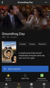 groundhogday-filmtavsiyesi