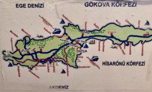 datça-teknegezisi-datçakoyları-letsgosebnem-harita-datçakoylarıharitası